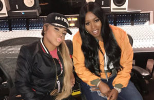 LIL' KIM AND REMY MA TEAM UP FOR COLLABORATION