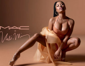 MAC Cosmetics Has Huge News For Nicki Minaj Fans....